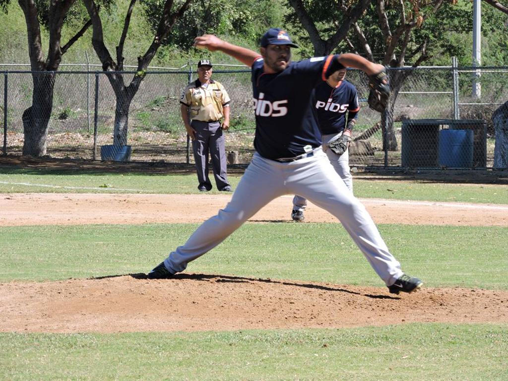 JAPAC amarra los 8 puntos en su grupo-Liga de beisbol de Primera Fuerza