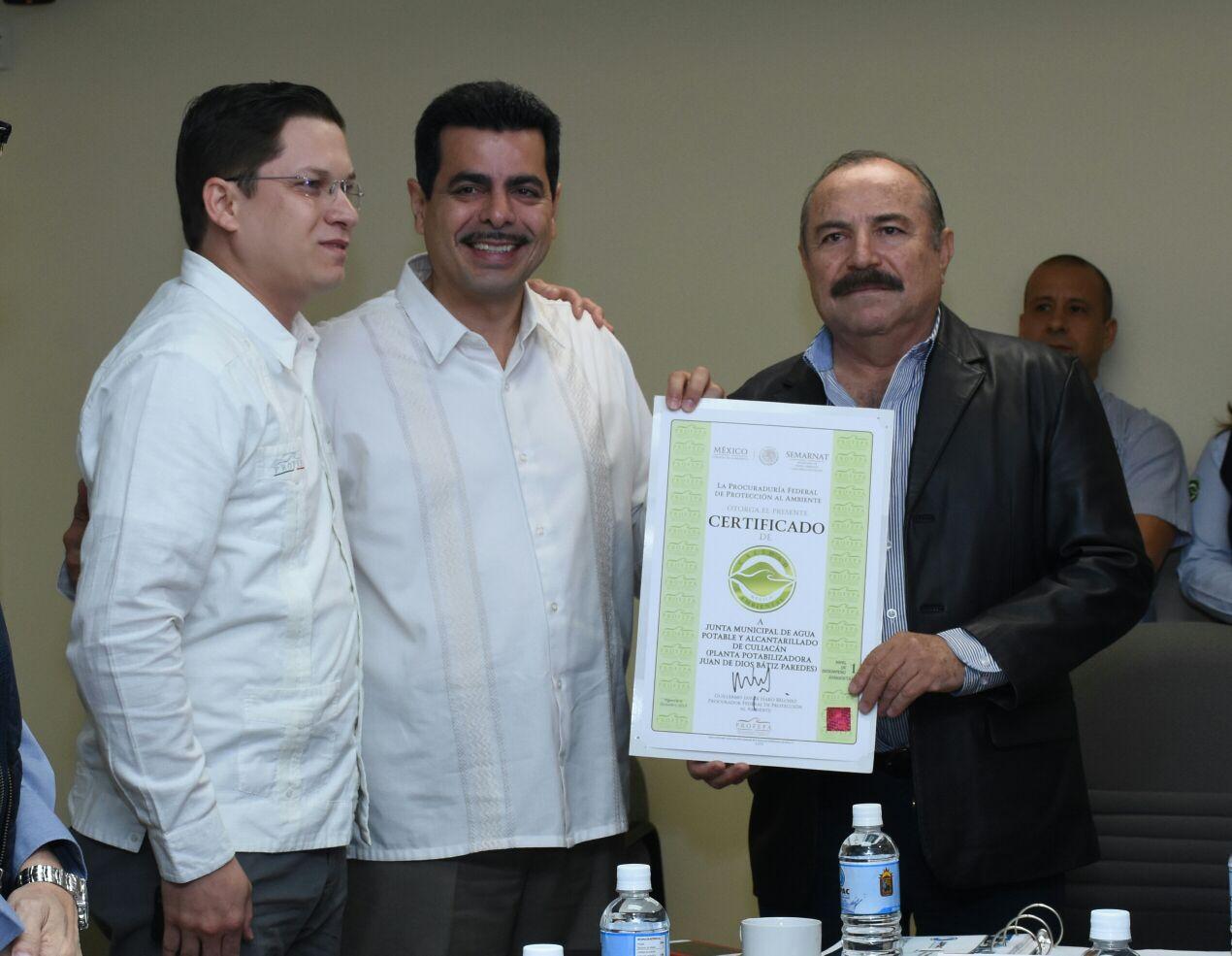 Recibe JAPAC certificación de Calidad Ambiental por la PROFEPA