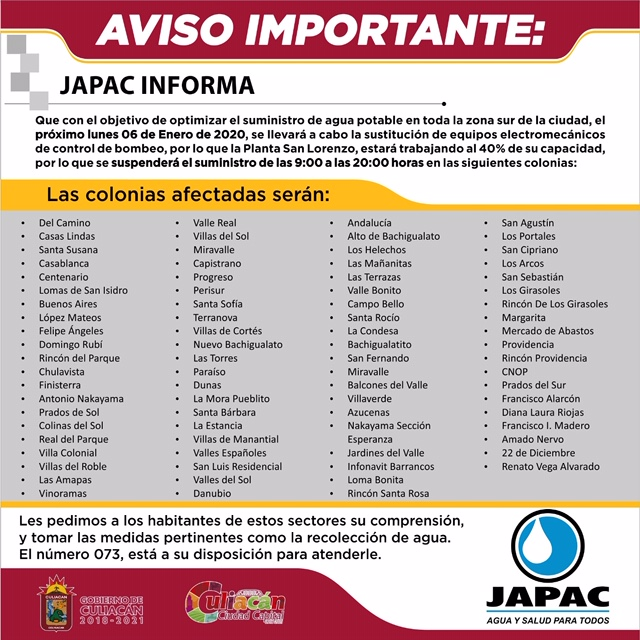 Aviso-importante-JAPAC-6-de-enero