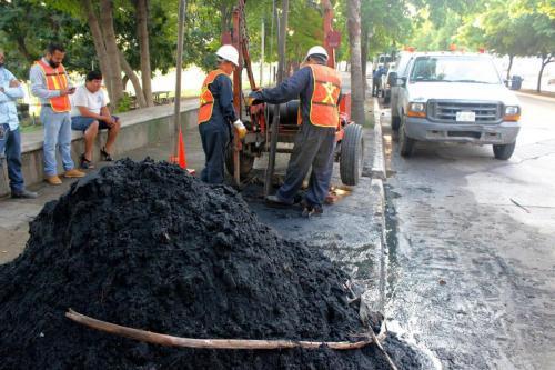 JAPAC exhorta a hacer un buen usodel drenaje sanitario