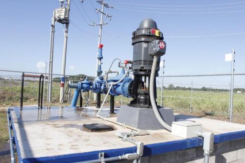 Inaugura JEF obra de abastecimiento de agua potable para la zona norte y norponiente de la ciudad